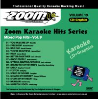 Zoom Karaoke Hits - Volume 19 (CD+G)