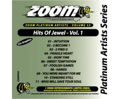 Zoom Karaoke Platinum Artists: Jewel Vol.1 (CD+G)