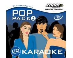 Zoom Karaoke Pop Pack 1 (2 CD+G's)