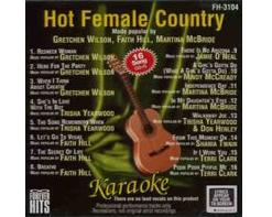 Hot Female Country