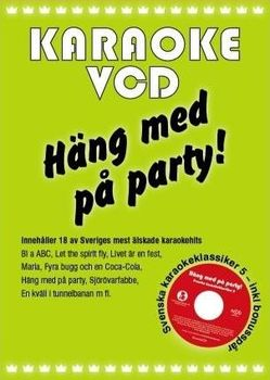 Häng Med På Party Vol 1 (VCD)