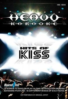Heavykaraoke: Hits Of Kiss (DVD)