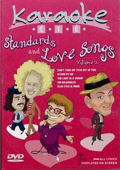 Standarts And Love Songs Vol.2 (DVD)